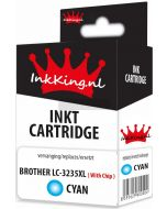 Brother lc-3235xl Cyan inkking