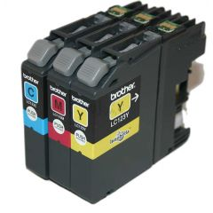 brother lc-123 color combi inkking refill