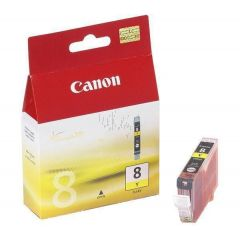 Canon cli-8y yellow