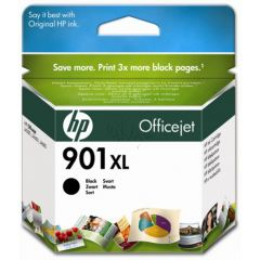 hp 901xl black cc654ae