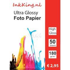 glossy fotopapier 180gram 13x18