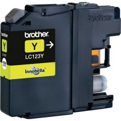 brother lc-123y yellow refill inkking