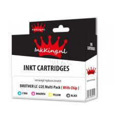 Brother lc-22e_multipack_inkking