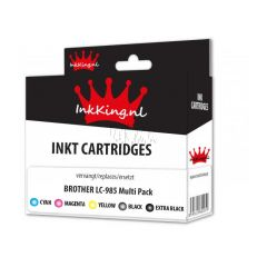 brother lc-980 multipack inkking