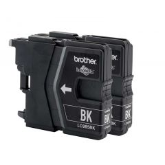 brother lc-985bk duopack refill inkking