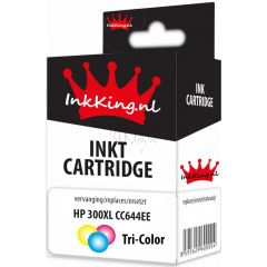 hp 300xl CC644EE 3-color inkking
