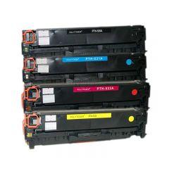 Non-Genuine HP 304A Multipack BK/C/M/Y Inkking