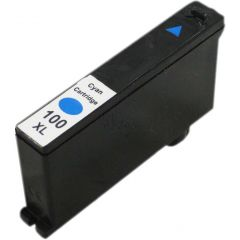 Non-Genuine LEXMARK 100XL 014N1069E Cyan 11,5ml Inkking