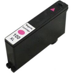 Non-Genuine LEXMARK 100XL 014N1070E Magenta 11,5ml Inkking