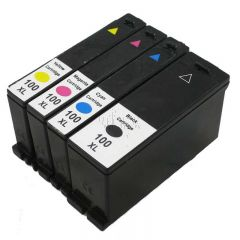 Non-Genuine LEXMARK 100XL 14N11921E Multipack Inkking