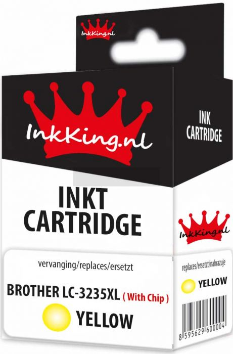 Brother lc-3235XL Yellow inkking