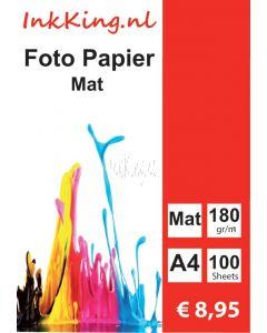 photopapier mat 180gr