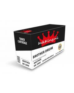 brother dr-3000 drum inkking