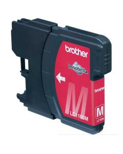 brother lc-1100m magenta refill inkking