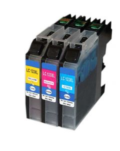 brother lc-123 multipack color inkking