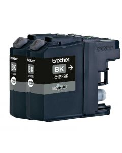 brother lc-123bk zwart refill inkking