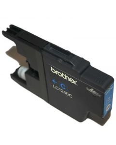 brother lc-1240c cyan inkking refill