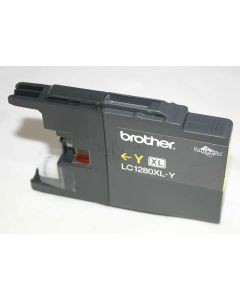 Non-Genuine BROTHER LC-1280XL Yellow Refill