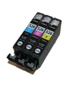 Canon cli-526 color mutipack refill inkking