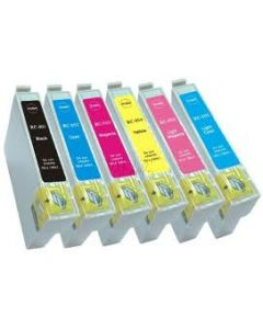 epson t0807 multipack inkking