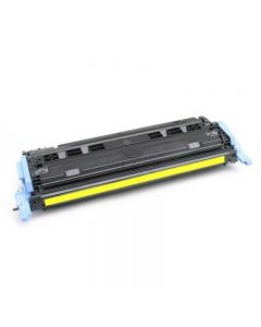 hp 124a q6002 yellow inkking