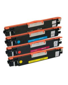 Non-Genuine HP-126A Color Multipack BK/C/M/Y Inkking